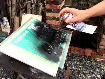 除菌ステンシルシート コロナステンシルシート 手洗いステンシルシート アメリカ雑貨屋 サンブリッヂ サンブリッジ 岩手雑貨屋 アメリカ雑貨通販