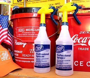 Zepスプレーボトル アルコールボトル スプレー容器 アメリカ雑貨屋 サンブリッヂ サンブリッジ 岩手雑貨屋 アメリカ雑貨通販 矢巾町