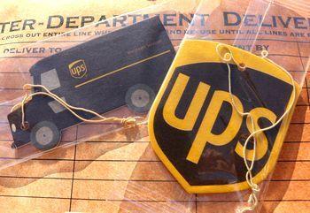 UPSフレッシュナー UPSエアフレ 雑貨 通販 アメリカ雑貨屋 サンブリッヂ サンブリッジ 岩手雑貨屋 アメリカ雑貨通販 矢巾町