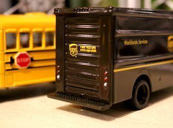 UPSミニカー UPSダイキャストカー アメリカ雑貨屋 サンブリッヂ サンブリッジ 岩手雑貨屋 アメリカ雑貨通販 矢巾町