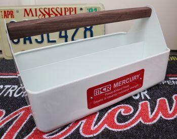 マーキュリーツールボックス MERCURY工具箱 キャンプ収納 アメリカ雑貨屋 サンブリッヂ 岩手雑貨屋 矢巾町