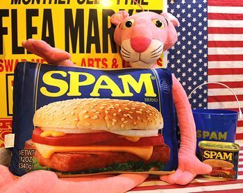 スパム看板 SPAM看板 アメリカ雑貨屋 サンブリッヂ SUNBRIDGE 岩手雑貨屋 アメリカ雑貨通販