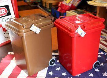 ダルトンゴミ箱 アメリカゴミ箱  アメリカ雑貨屋 サンブリッヂ 矢巾雑貨屋 岩手雑貨屋 アメリカ雑貨通販