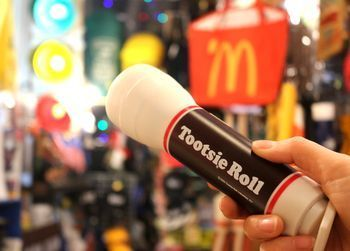 トッツィーロール 懐中電灯 ライト アメリカチョコ アメリカ雑貨屋 アメリカン雑貨 サンブリッヂ 岩手雑貨屋 通販 矢巾町