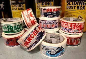 ダルトン テープ 梱包テープ パッキングテープ  アメリカ雑貨屋 アメリカ雑貨 通販 サンブリッヂ 岩手 雑貨屋 矢巾町