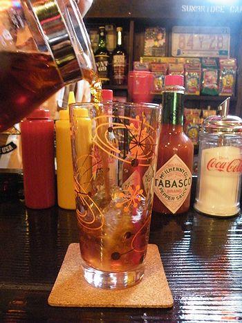 岩手 アメリカ雑貨サンブリッヂ ブログ サンブリッヂカフェのアイスコーヒーはドリップ式よ