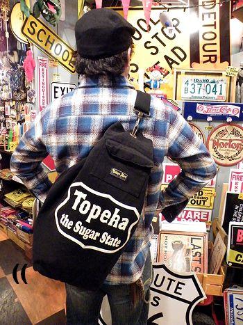 ダッフルバッグ アメリカ雑貨 サンブリッヂ 雑貨通販 ブログ