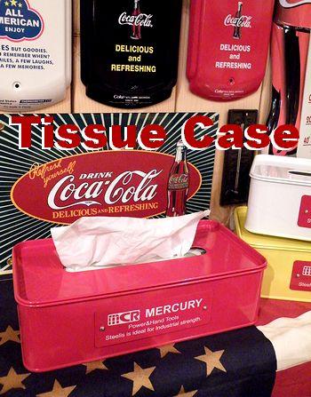 アメリカ雑貨屋 SUNBRIDGE 雑貨ブログ マーキュリーティッシュケース