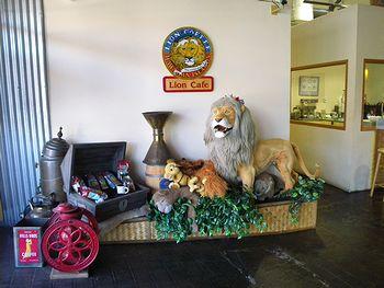 ハワイ ライオンコーヒー工場 ワイキキ 岩手 アメリカン雑貨屋 サンブリッヂ ライオンコーヒー