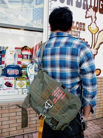 ミリタリーパラシュートバッグ アメリカ雑貨屋 サンブリッヂ ブログ 通販