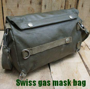 スイス ガスマスク アメリカ 雑貨 SUNBRIDGE 世田谷ベース