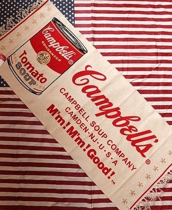 キャンベルキッチンマット アメリカ雑貨屋サンブリッヂ