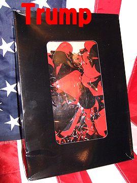アメリカ雑貨屋 サンブリッヂ 商品ブログ トランプ カーテン