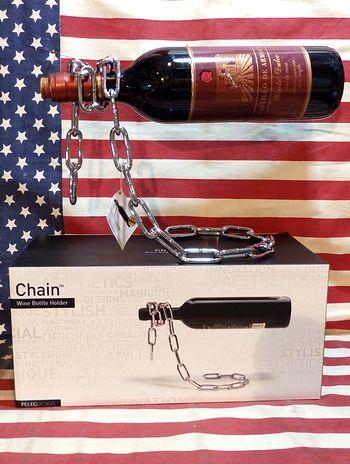 岩手 アメリカ雑貨屋 サンブリッヂ  ワインホルダーチェーン