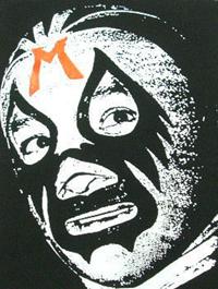 プロレスマスク